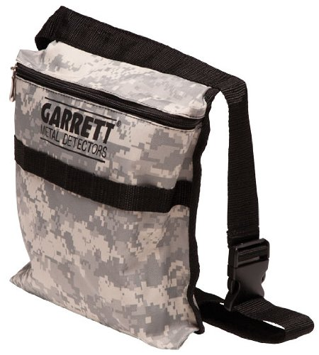 Garrett Metal Detecting Finds Pouch