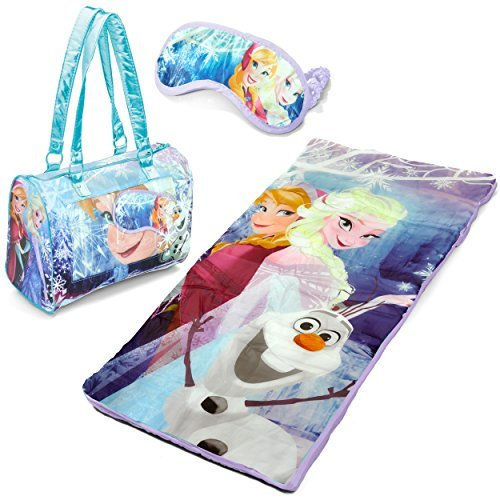 Disney Frozen Sleepover Purse Set by Disney