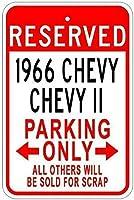 高品質の金属製のブリキの看板、インチ、196666駐車場の看板-警告看板私有地の金属屋外の危険の看板ブリキの肉の看板アートヴィンテージプラークキッチンホームバーの壁の装飾