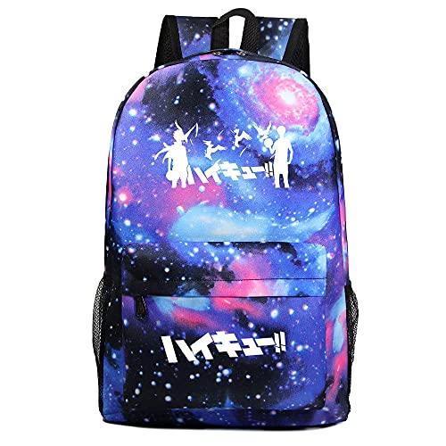 Backpack Anime Haikyuu!! Teenage Student School Bag unisex casual daypacks school bags rucksack bags