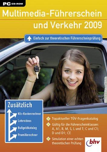 Multimedia Führerschein & Verkehr 2009