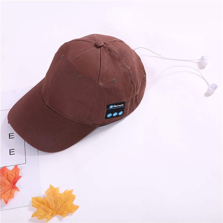 Unisex HD Stereo blueetooth Smart Beanie Musical Knit Headphone Speaker Baseball Hat