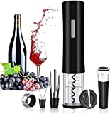 Rovtop Wine Opener,Electric Bottle Opener Electric Corkscrew,Automatic bottle opens Automatic Stainless Steel
