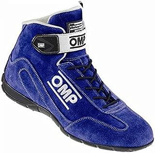 OMP OMPIC//81318435 Zapatillas Antracita//Negro//Fl/úor Amarillo Talla 35