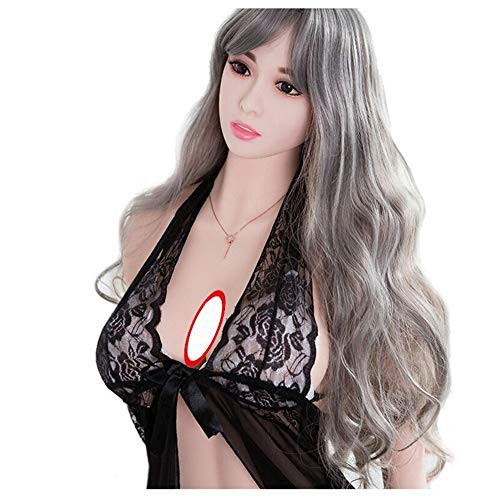 Aufblasbare Puppe männlich mit Live-Action-Version des interaktiven Mädchens Baby Pump Plug Haar halbfesten Silikon Baby wow Frau Yin Hüftform Masturbation große Brüste sexy erwachsene Sex-Produk