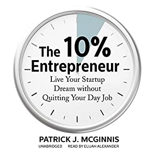 The 10% Entrepreneur cover art