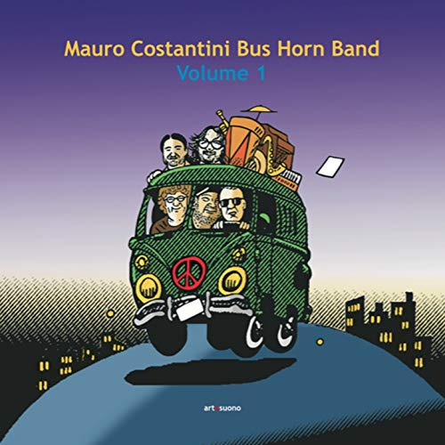 Mauro Costantini Bus Horn Band, Vol. 1