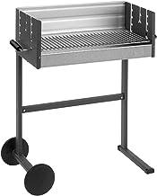 DANCOOK 7400 - Barbacoa con Parrilla, 62x25 cm, cocción Horizontal y Vertical (Parrilla 6 mm de Grueso)