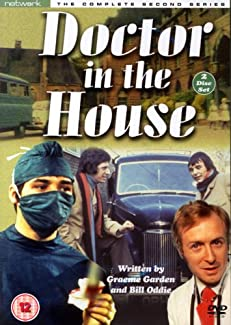 Doctor In The House - The Complete Second Series