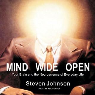 Mind Wide Open audiobook cover art