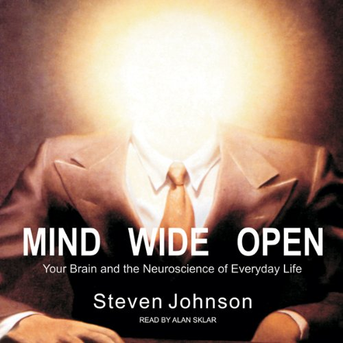 Mind Wide Open audiobook cover art