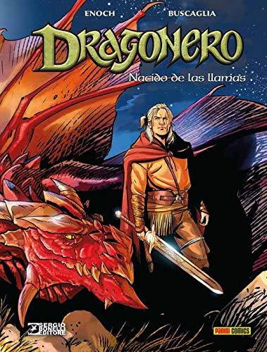 Dragonero 06: Nacido De L