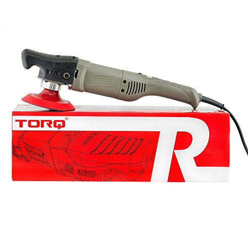 Torq BUF504 Precision Power Rotary Polisher, 1 Pack