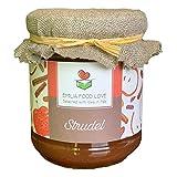 Marmellata di Strudel - Confettura di Strudel 100% Made in Italy - EMILIA FOOD LOVE Selected with love in Italy - 200 GR