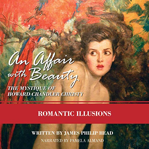 Romantic Illusions audiobook cover art