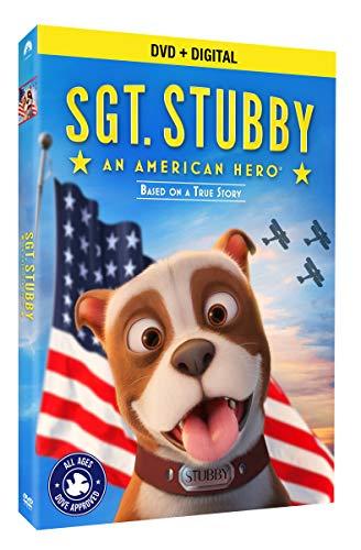 Sgt. Stubby: An American Hero (DVD + Digital)