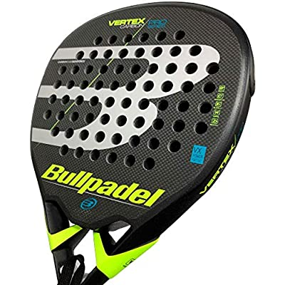 Bullpadel Vertex Carbon Pro LTD Rough Yellow