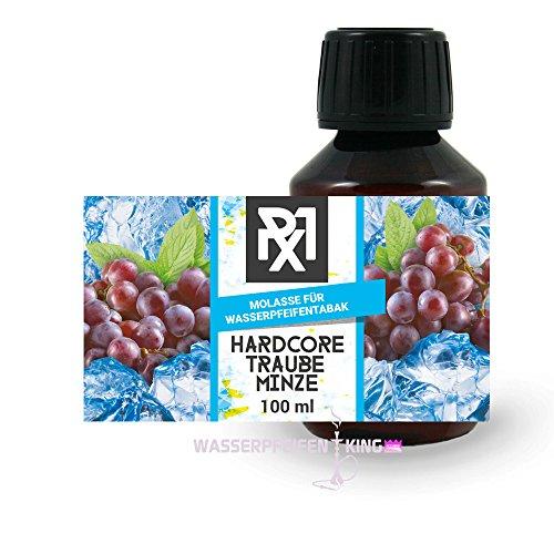 PX1 Shisha Molasse Hardcore Traube Minze