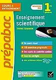 Prépabac Enseignement scientifique 1re générale: nouveau programme de Première