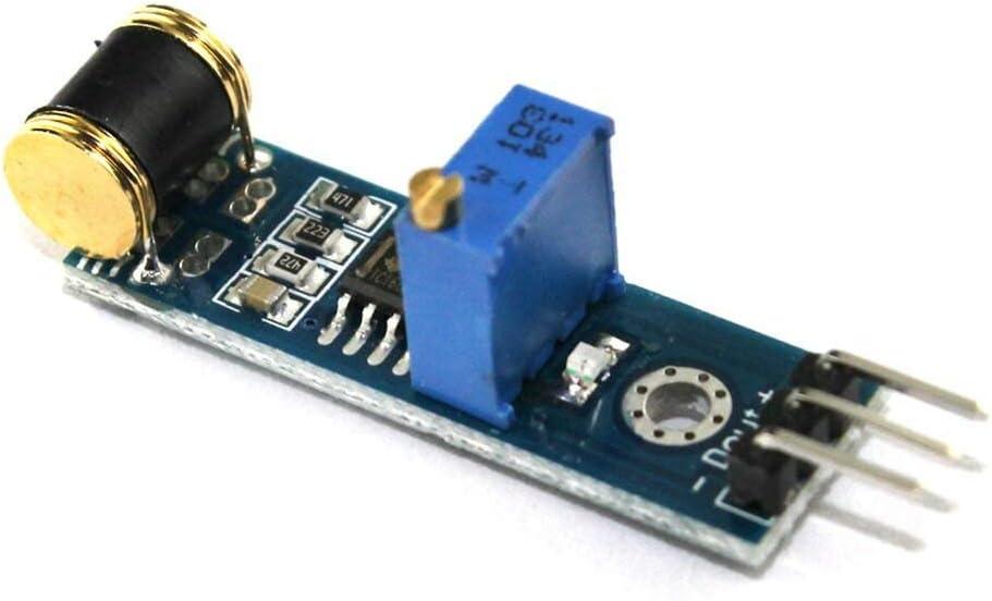 ZTSHBK 801S Vibration Shock At Seattle Mall the price Sensor Module Sensitivity Control Ad