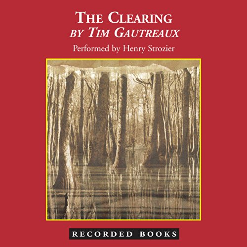 The Clearing audiobook cover art