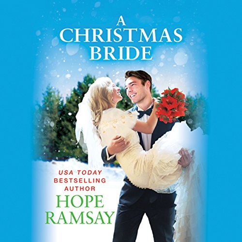 A Christmas Bride audiobook cover art