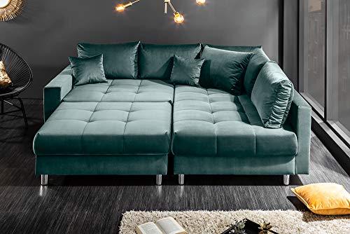 Ecksofa Couch –  günstig Invicta Interior Elegante Bild 4*