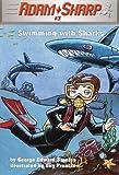Adam Sharp #3: Swimming with Sharks (English Edition)