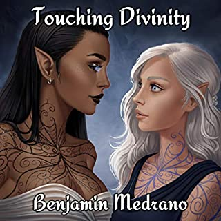 Touching Divinity                   Written by:                                                                                                                                 Benjamin Medrano                               Narrated by:                                                                                                                                 Sarah Beth Goer                      Length: 1 hr and 18 mins     1 rating     Overall 5.0