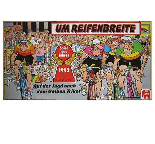 Jumbo Spiele Um Reifenbreite 1992. Top Ten Spielrarität