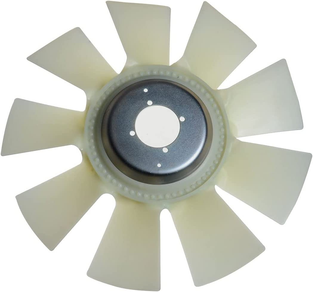 Engine Cooling Fan Blade Replacement SilveradoGMC for Max 87% OFF Cash special price Chevrolet