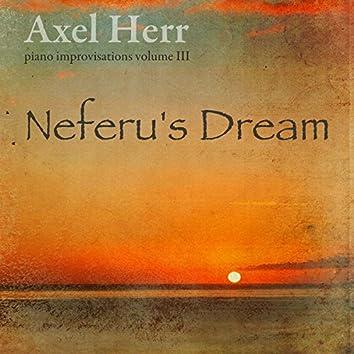 Piano Improvisations, Vol. III: Neferu's Dream