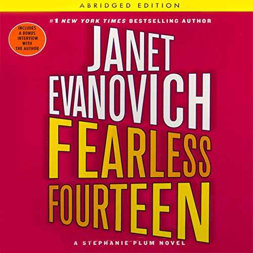Fearless Fourteen audiobook cover art