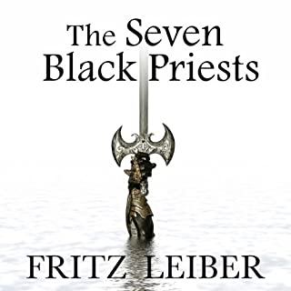 The Seven Black Priests cover art