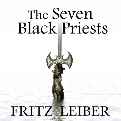 The Seven Black Priests audiobook cover art