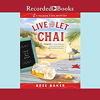 Live and Let Chai                   By:                                                                                                                                 Bree Baker                               Narrated by:                                                                                                                                 Therese Plummer                      Length: 8 hrs and 41 mins     61 ratings     Overall 4.3
