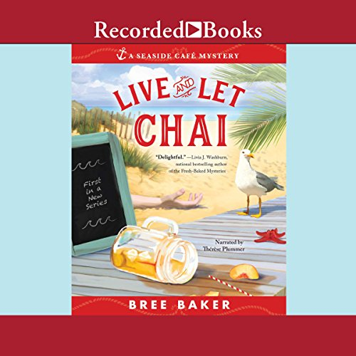 Live and Let Chai audiobook cover art