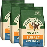 Made with natural ingredients with added vitamins and minerals Naturally hypoallergenic: ideal for cats with skin or digestive sensitivities Promotes a healthy, glossy coat: blend of omega-3 and omega-6 fatty acids Encourages beneficial bacteria in t...