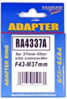 Adapter ring F43-M37mm: for 37mm filter size camera [並行輸入品]