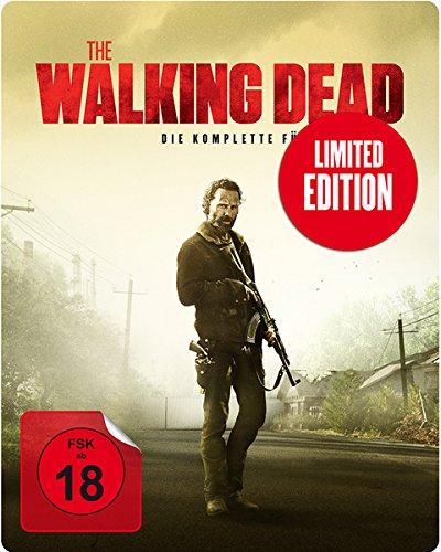 The Walking Dead - Staffel 5 (Uncut) (Steelbook) [Blu-ray]