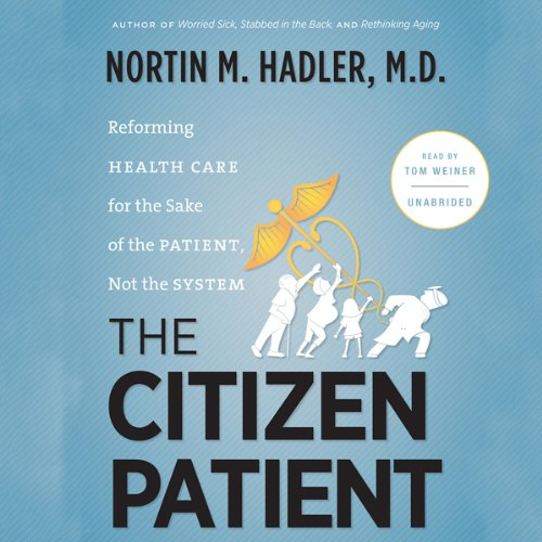 The Citizen Patient audiobook cover art