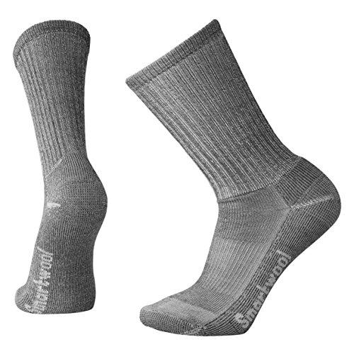 Smartwool Men's Crew Hiking Socks - Light Wool Performance Sock