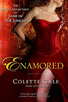 Enamored: The Submissive Mistress (Special Double-Length Episode) (The Erotic Adventures of Jane in the Jungle Book 5) by [Colette Gale]