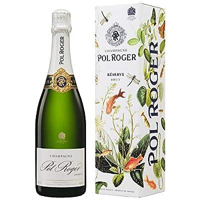 POL ROGER CHAMPAGNE, Réserve Brut, 750 ml, France/Champagne, Limited Edition, celebrating Sir Winston Churchill