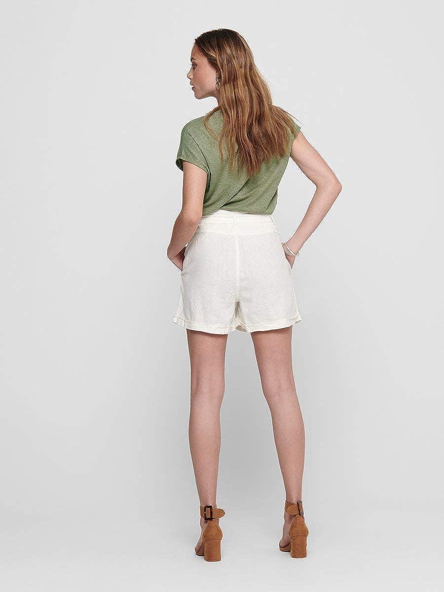 ONLY Damen L/ässige Shorts