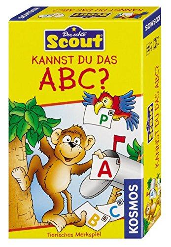 Kosmos 710521 - Scout - Kannst du das ABC?