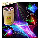 Galaxy Projector, Chims Aurora Starry Lighting Nebula Projector Artificial Universe Decoration Mini Portable Laser Light for Kid's Bedroom Party Home Theatre Music Show Birthday Gifts