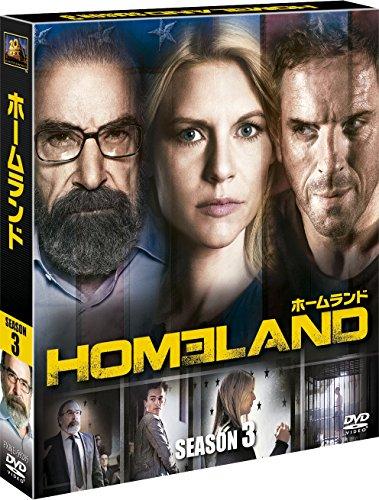 HOMELAND/ホームランド シーズン3(SEASONSコンパクト・ボックス) [DVD]