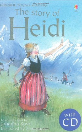 Heidi (3.21 Young Reading Series Two with Audio CD)