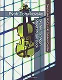 Pyotr Tchaikovsky - Swan Lake No.23 – No.29 - Orchestra: Violin Sheet Music Book